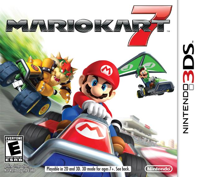 Mario Kart 7 Review 4p Games