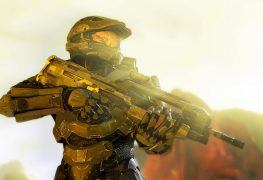 The Master Chief is back.